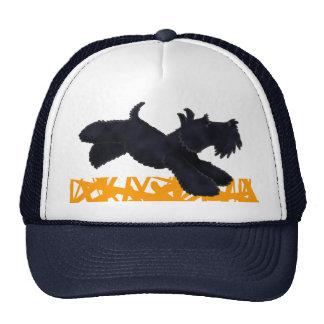 Scottie Run Trucker's Cap Trucker Hat