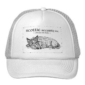 Scottie Sketch - Security? Trucker Hat