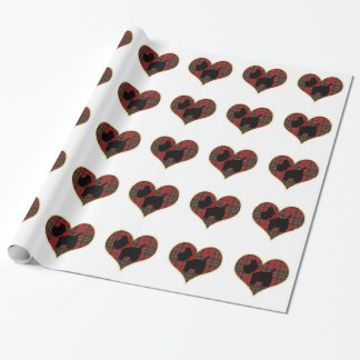 Scottie Gift Wrapping Paper