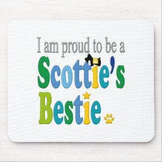 Scottie's Bestie Pride Mouse Pad
