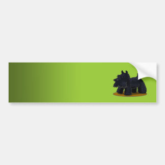 Scotties Designer - Customized Bumper Sticker