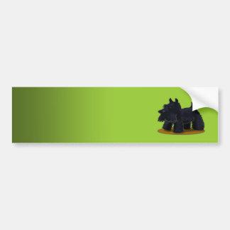 Scotties Designer - Customized Bumper Stickers