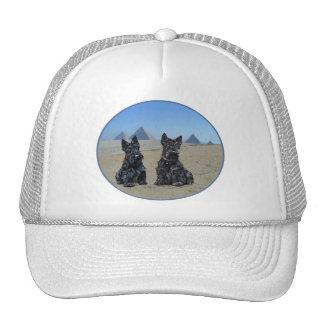 Scotties Sightseeing in Egypt Trucker Hat