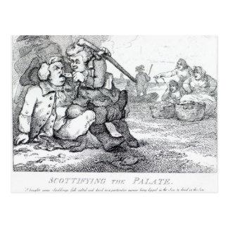 Scottifying the Palate Postcard