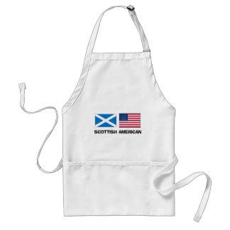 Scottish American Adult Apron