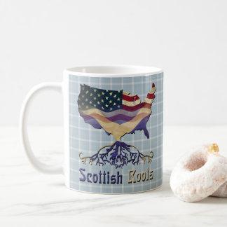 Scottish American Ancestry Mug