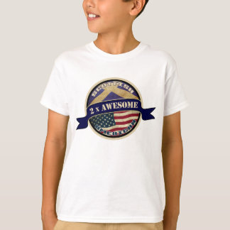 Scottish American Children's T-Shirt