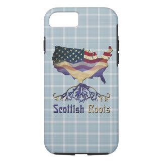 Scottish American Roots Design Cell Phone Case