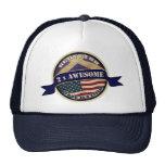 Scottish American Trucker Hat