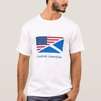 Scottish American Tshirt