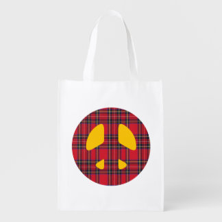 Scottish Anti Trident Nuclear Weapons Grocery Bag