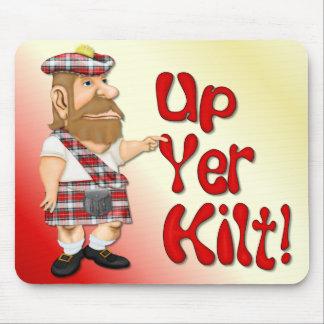 Scottish Attitude Mousepads