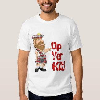 Scottish Attitude T Shirt