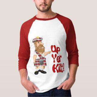 Scottish Attitude Tee Shirt