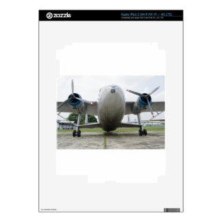 scottish aviation twin engine iPad 3 decals