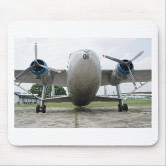 scottish aviation twin engine mouse pad