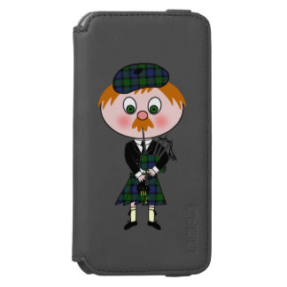 Scottish Bagpiper Incipio Watson™ iPhone 6 Wallet Case