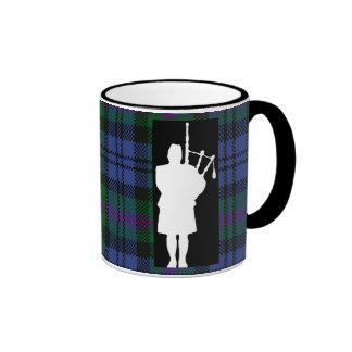 Scottish Bagpiper Mug