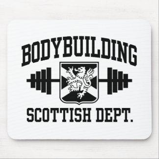 Scottish Bodybuilder Mouse Pad