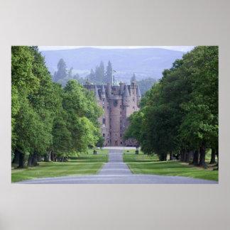 Scottish Castle Posters