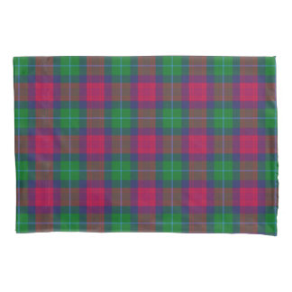 Scottish Clan Akins Tartan Pillow Case