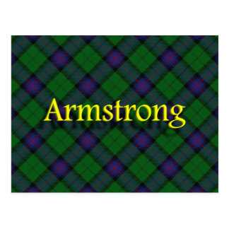 Scottish Clan Armstrong Postcards