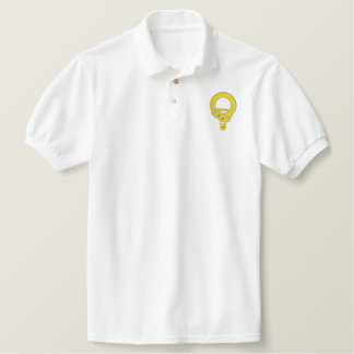 Scottish Clan Badge Embroidered Polo Shirt