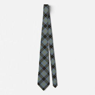 Scottish Clan Bell Tartan Neck Tie
