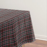 Scottish Clan Borthwick Tartan Tablecloth