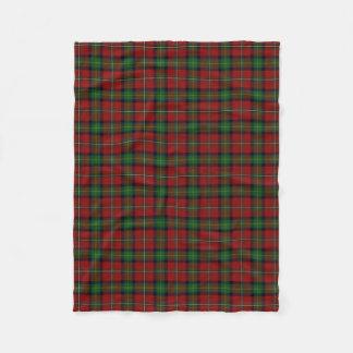 Scottish Clan Boyd Classic Tartan Fleece Blanket