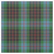 Scottish Clan Brodie Hunting Tartan Plaid Fabric