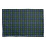 Scottish Clan Campbell Tartan Pillowcase