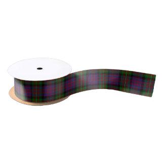 Scottish Clan Carnegie Classic Tartan Blank Ribbon