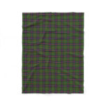 Scottish Clan Cochrane Cochran Classic Tartan Fleece Blanket