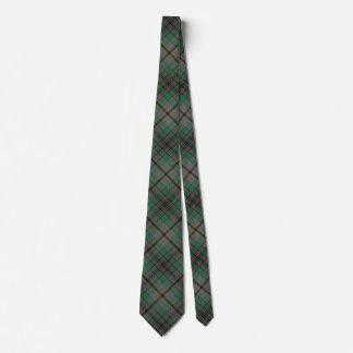 Scottish Clan Craig Tartan Tie