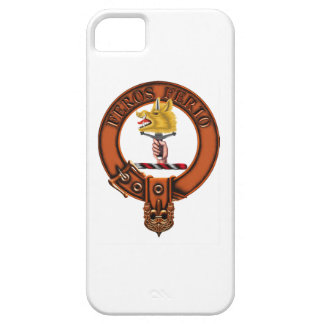 Scottish Clan Crest Chisholm iPhone 5 Case! iPhone SE/5/5s Case