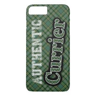 Scottish Clan Currie Currier Tartan Celebration iPhone 8 Plus/7 Plus Case