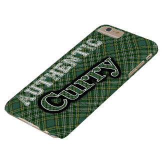 Scottish Clan Currie Curry Tartan Celebration Barely There iPhone 6 Plus Case