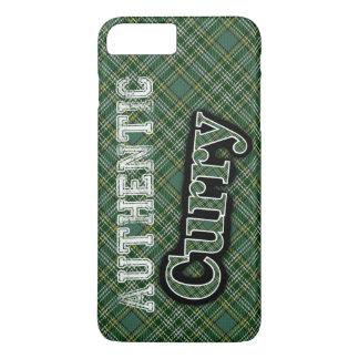 Scottish Clan Currie Curry Tartan Celebration iPhone 8 Plus/7 Plus Case