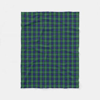 Scottish Clan Douglas Classic Tartan Fleece Blanket