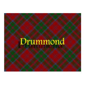 Scottish Clan Drummond Post Cards