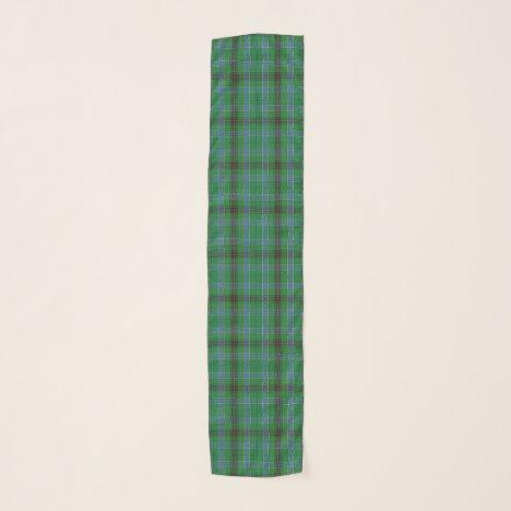 Scottish Clan Duncan Tartan Plaid Scarf