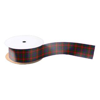 Scottish Clan Fraser of Lovat Classic Tartan Satin Ribbon