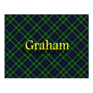 Scottish Clan Graham Postcards