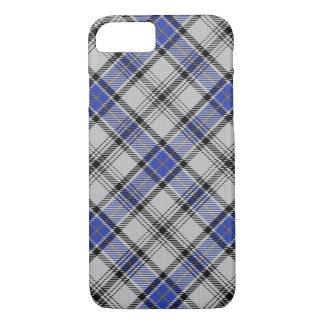 Scottish Clan Hannay Celebration Tartan Plaid iPhone 7 Case