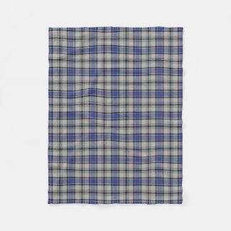 Scottish Clan Hannay Classic Tartan Fleece Blanket