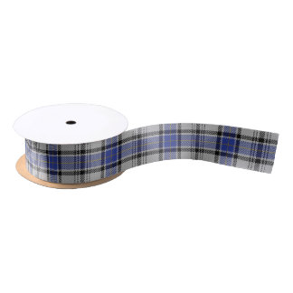 Scottish Clan Hannay Classic Tartan Ribbon Blank Ribbon