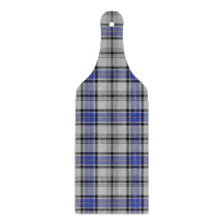 Scottish Clan Hannay Tartan Cutting Board
