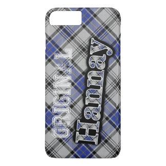 Scottish Clan Hannay Tartan iPhone 7 Plus Case