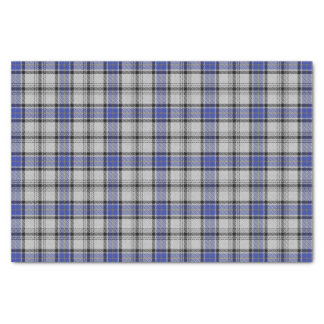 "Scottish Clan Hannay Tartan Plaid 10"" X 15"" Tissue Paper"
